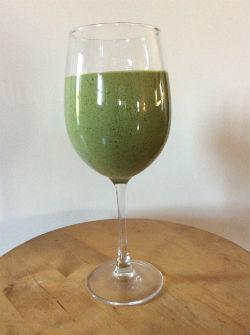 Greener Pasture Protein Shake